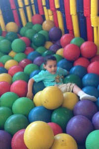 Logan Ball Pit