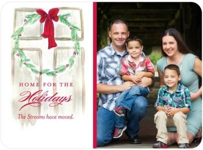 2014 holiday card