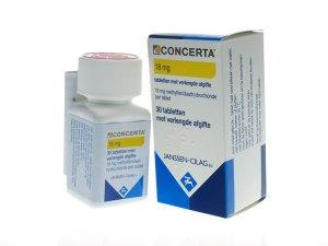 Concerta 18mg