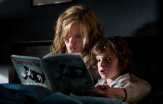 Essie Kent and Noah Wiseman in Jennifer Kent's horror film.