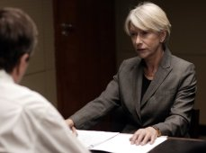 Helen Mirren is Jane Tennison in 'Prime Suspect'
