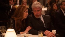 Dana Delaney and Ron Perman in 'Hand of God' from Amazon Studios