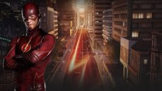 Grant Gustin is Barry Allen, aka 'The Flash' in the CW series