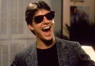 Tom Cruise in Paul Brickman's 'Risky Business'