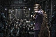 Tilda Swinton in Bong Joon-ho 's 'Snowpiercer'