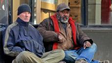 Richard Gere and Ben Vereen are homeless men in 'Time Out of Mind,' directed by Oren Moverman