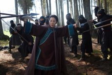 Michelle Yeoh stars in the Netflix original movie 'Crouching Tiger, Hidden Dragon: Sword of Destiny'