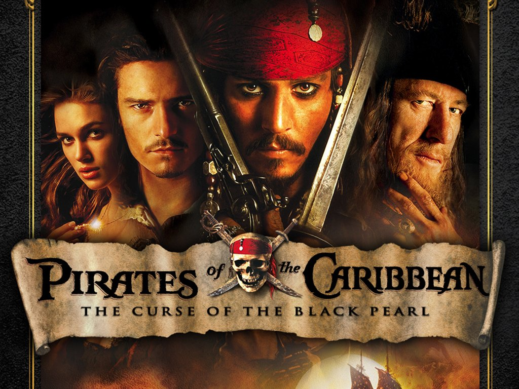 Image result for pirates of the caribbean the curse of the black pearl