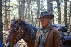 Michael Fassbender stars in the darkly absurdist frontier odyssey 'Slow West'