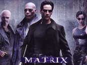 Keanu Reeves, Carrie-Anne Moss, and Larry Fishburne in 'The Matrix'