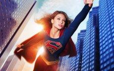 Melissa Benoist is 'Supergirl' in the CBS TV series