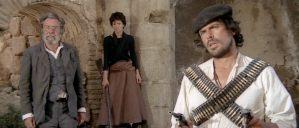 Fernando Rey and Tomas Milian in Sergio Corbucci's 'Compañeros'