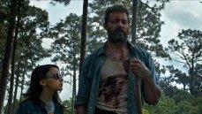 Dafne Keen and Hugh Jackman in the superhero film directed by James Mangold