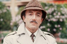 Peter Sellers is Inspector Clouseau in six Pink Panther comedies directed by Blake Edwards
