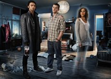 Aidan Turner, Russell Tovey, and Lenora Crichlow star in the BBC series