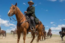 Jeff Daniels star in the western mini-series from Scott Frank with Michelle Dockery and Jack O'Connell