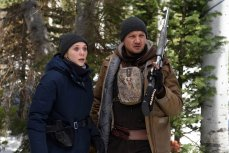 Elizabeth Olsen and Jeremy Renner appear in Wind River by Taylor Sheridan, an official selection of the Premieres program at the 2017 Sundance Film Festival. © 2016 Sundance Institute.