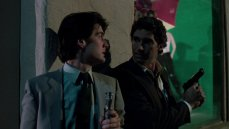 Kyle MacLachlan and Michael Nouri in the film by Jack Sholder