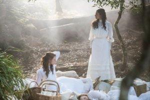 Lily Sullivan and Madeleine Madden in the 2018 Australian miniseries