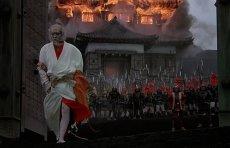 Tatsuya Nakadai in the Akira Kurosawa epic