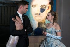 Tom Bateman and Rebecca Rittenhouse in the Blumhouse prodiction
