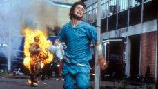 Cillian Murphy in the zombie film by Danny Boyle