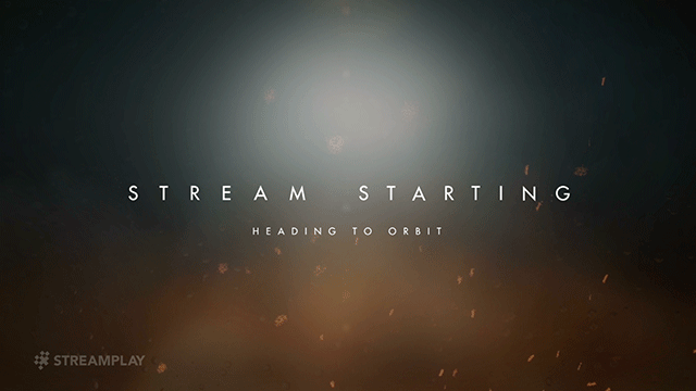 streaming starting soon overlay