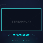 Stream Intermission Screen (Animated)