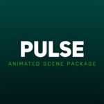 Pulse Animated Stream Scenes