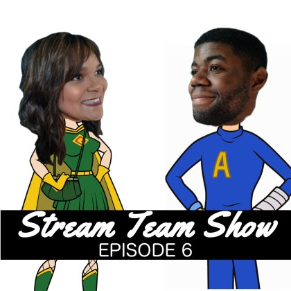 Stream Team Show 006 Cover Art