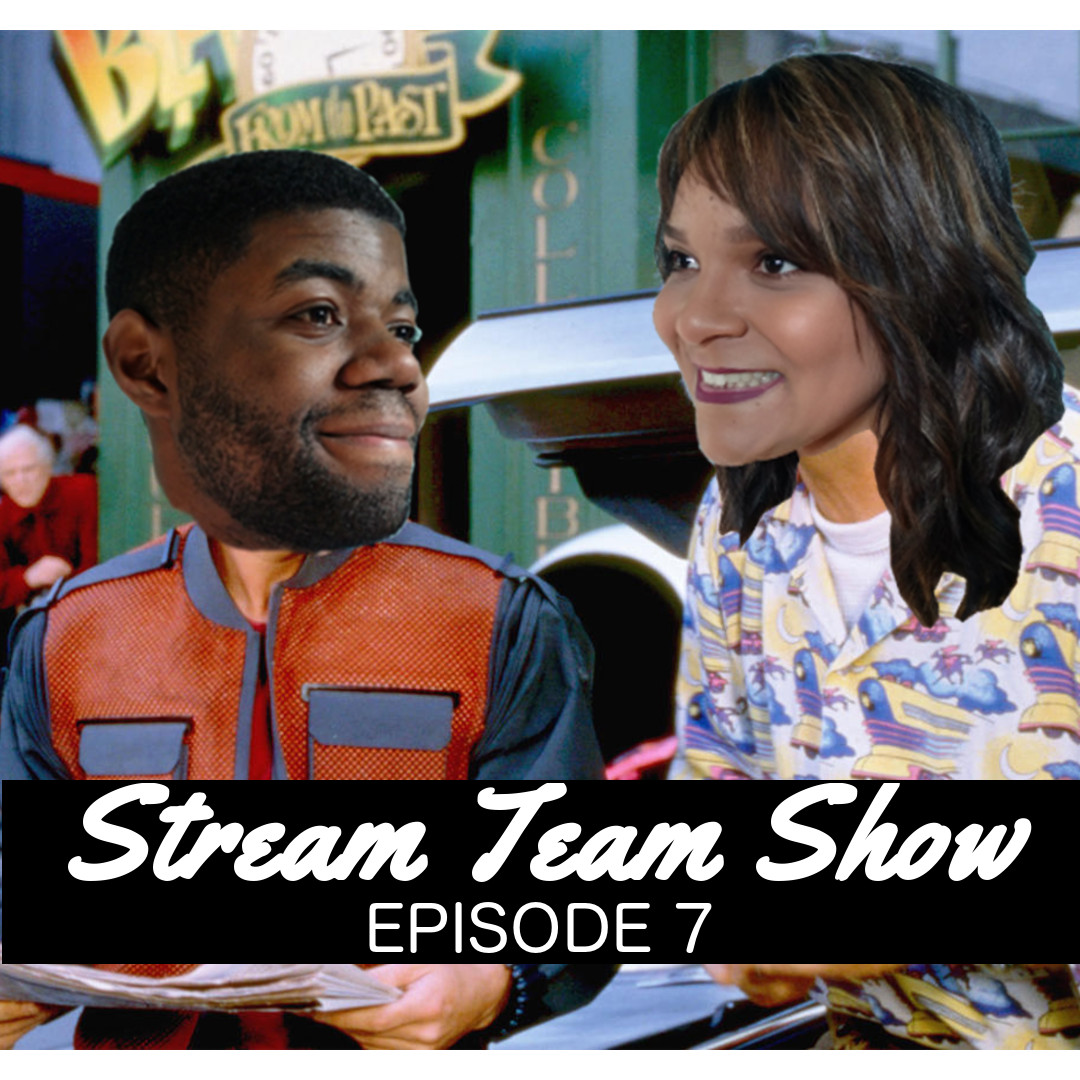 Stream Team Show 007 Cover Art