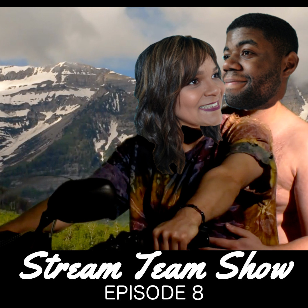 Stream Team Show 008 Cover Art