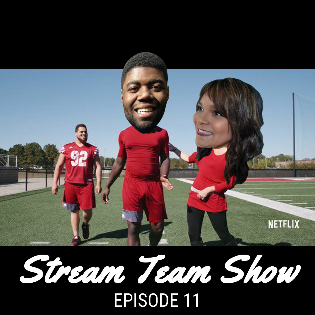 Stream Team Show 011 Cover