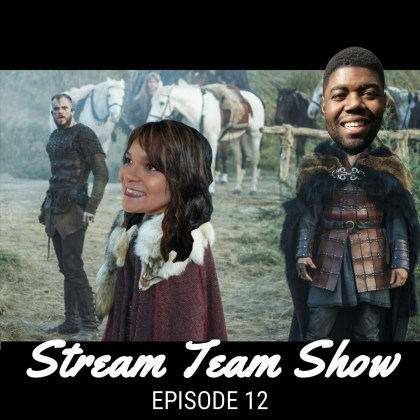 Stream Team Show 012 Cover