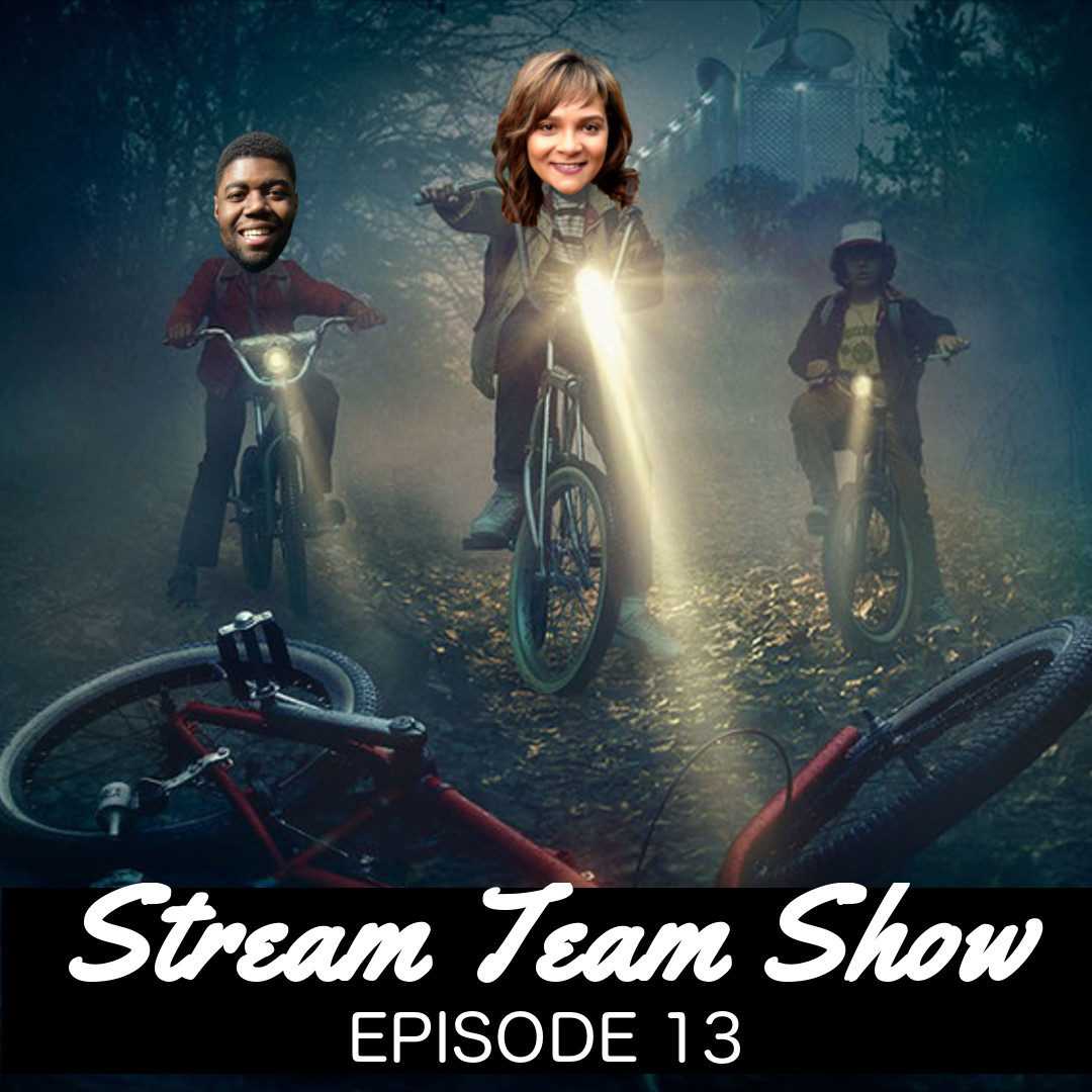 Stream Team Show 013 Cover