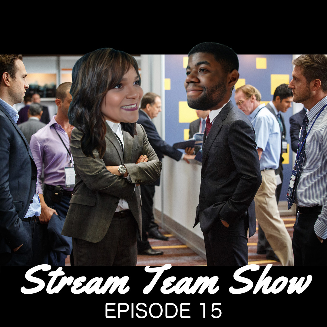 Stream Team Show 015 Cover