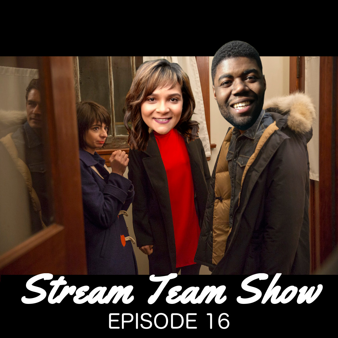 Stream Team Show 016 Cover