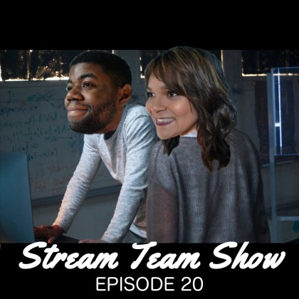 Stream Team Show 020 Cover