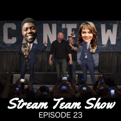 Stream Team Show 023 Cover