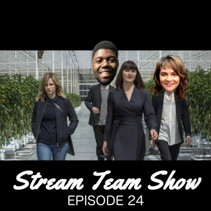 Stream Team Show 024 Cover