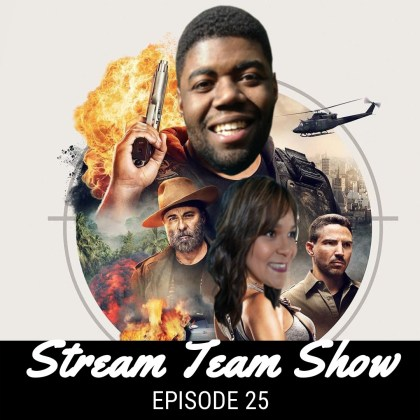 Stream Team Show 025 Cover