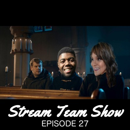 Stream Team Show 027 Cover