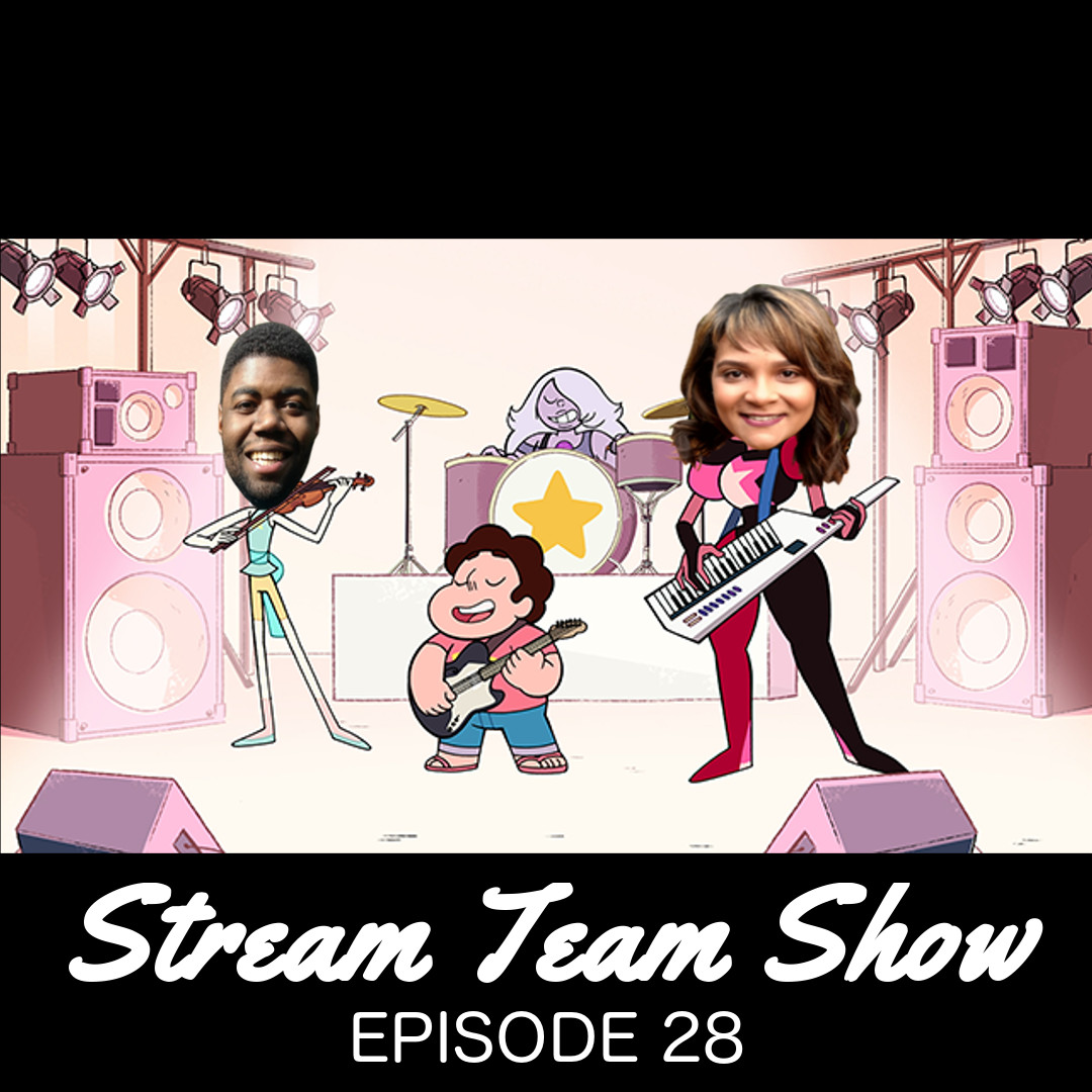 Stream Team Show 028 Cover
