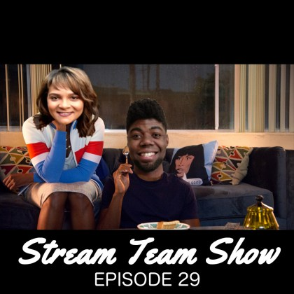 Stream Team Show 029 Cover