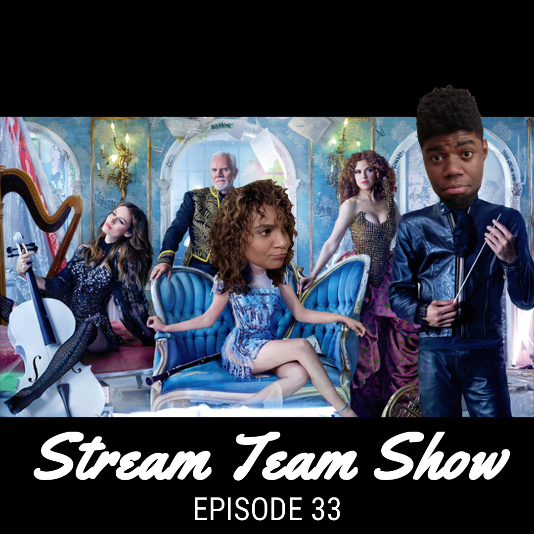 Stream Team Show 033 Cover