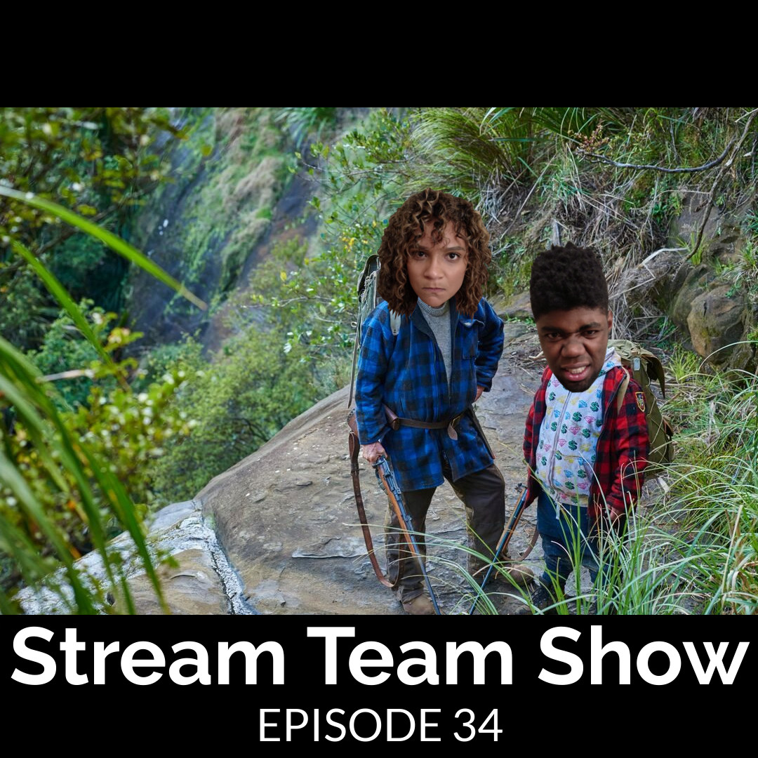 Stream Team Show 034 Cover