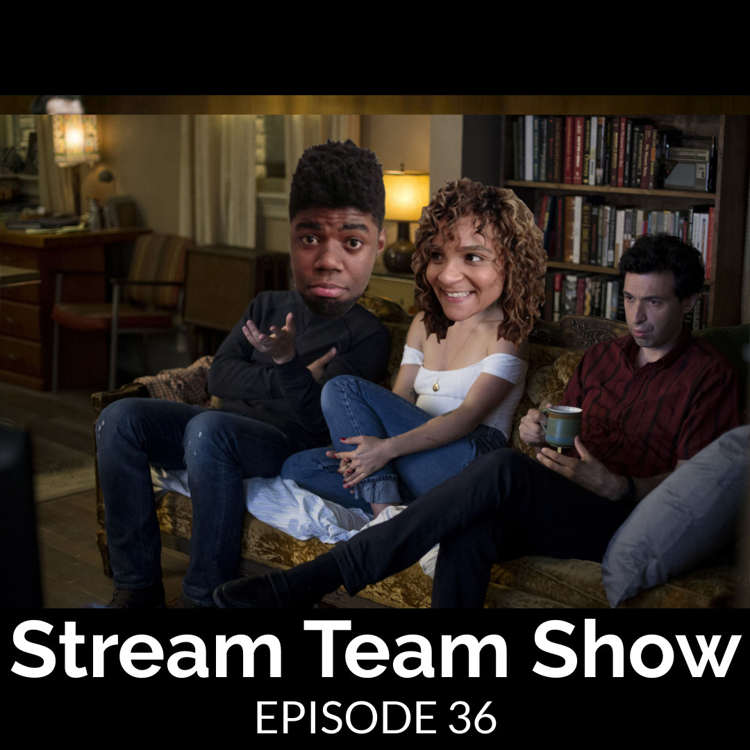 Stream Team Show 036 Cover