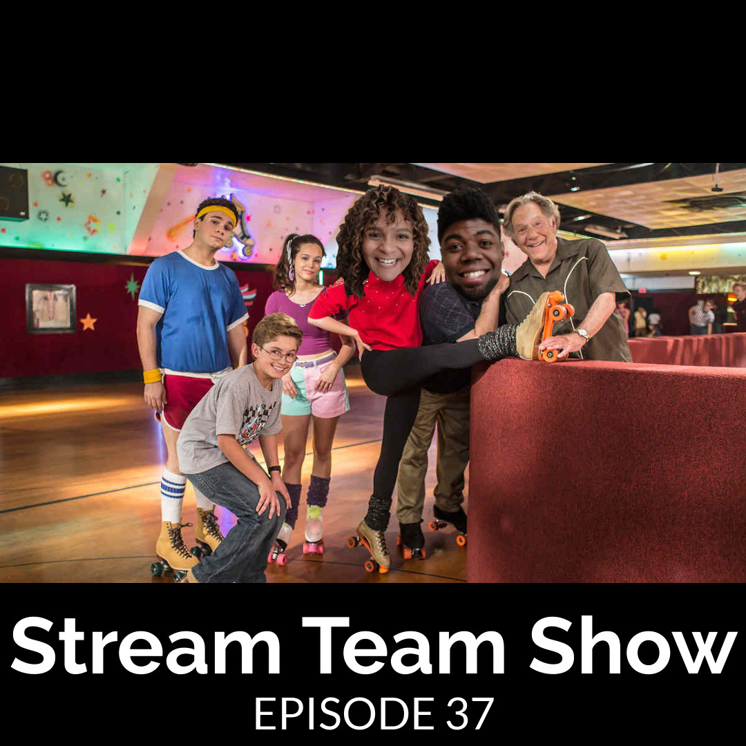 Stream Team Show 037 Cover