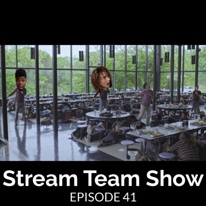 Stream Team Show 041 Cover