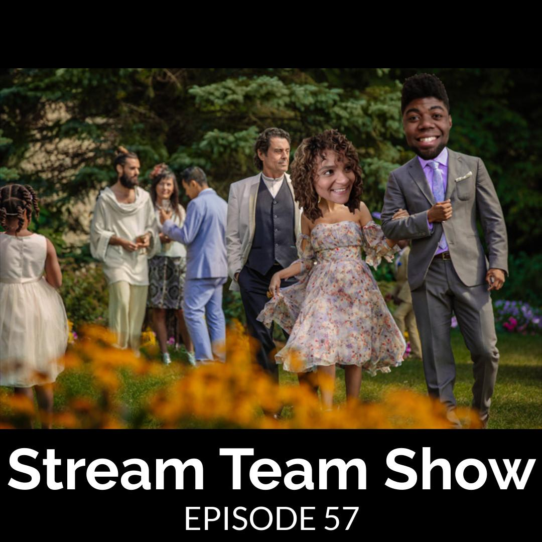 Stream Team Show 057 Cover